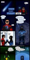 Magnificent Comics: That Power Pages 03 and 04 by J-Mace