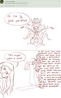 Ask my characters #11 by Marazure