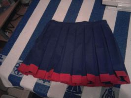 Sailor V skirt re-vamp by Solai-Tsukada
