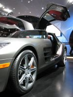 Mercedes-Benz SLS AMG -3 by Big-D-pictures