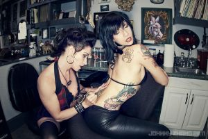 Babylon Tattoo 2 by john8859