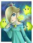 Star Queen Rosalina by Icy-Snowflakes