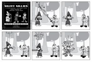 Silent Sillies 114 - Funny Fantasy 10 by JK-Antwon