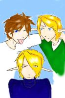 Two and a Half Men by Mast3rRiku