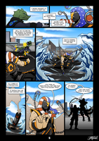 Commission: Agent Prime Page 5 by VexusVersion