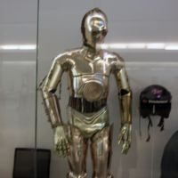 C-3PO by renthegodofhumor