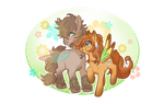 M.E.6.: Leo y Idriss by Sparkly-Monster