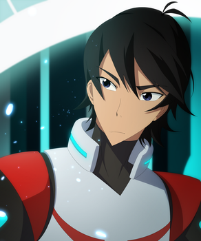 Voltron Legendary Defender: Keith by Hiromu-kun