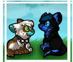 Your Roughly Six Feet Tall by Sockune