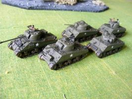 1st Polish Armoured Division (3) by Quenta-Silmarillion