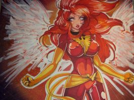 Dark Phoenix Rises finished by drios