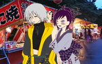 Event VI: riku's Festival Time With Mitsuki by yunianinjamisterss15