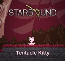 Starbound Tentacle Kitty by TentacleKitty