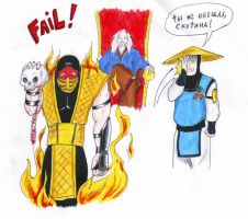 Burned out with the shame by DestMelkor