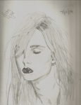 Andrej Pejic by SmokeyZoro