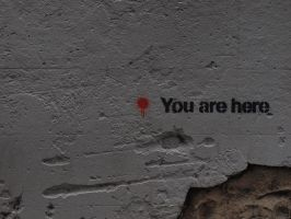 You Are Here by HempHat