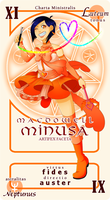 Magical Aventures - Minouze's Pactio Card by Minouze