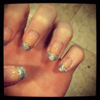 Nail tips by haley-loves-you