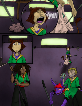 JR - Arc 1 - Ch. 1, page 1 by iSpazzyKitty