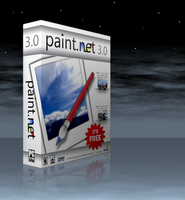 Paint.NET Box Art by deviously-buzzkilled