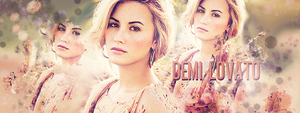 Demi Lovato by UltimatePassion