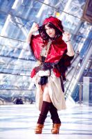 Red Riding Hood [Steampunk] III by leashed-freak