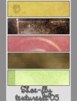texture set 05 by shoe-fly