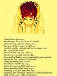 Gaara's reality - Poem Part1 by HollowVerlimon