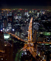Tokyo's Main Artery 2 by theblindalley