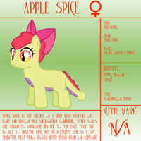 Apple Spice Bio by LudiculousPegasus