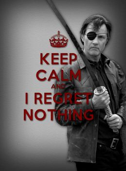 The Governor/Keep Calm Poster #2 by oab1303