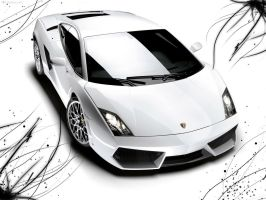 Lamborghini Gallargo LP560 by lg-studio