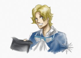 SABO [sketch] by Ya-e