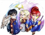 Harry Potter SPOOF by Linnpuzzle