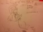 Happy Hong Meiling day 5 15 5555 by DeekirbyDeeL