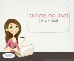 ChicaEjecutiva - Doll by tutorialesiiine