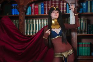 [The Fire Emblem] Tharja 2 by rinoafatali