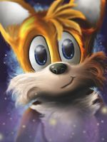 Let's Paint...Tails the Fox. by Reillyington86