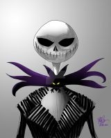 Jack Skellington by felluponthieves