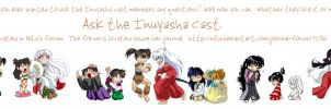 Ask the Inuyasha Cast by nillia