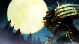 Warwick Wallpaper by Nighthunte