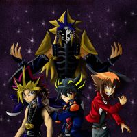 Yugioh Bonds Beyond Time by Nami-v