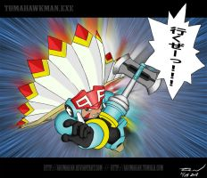 Tomahawkman.exe - Let's Go by Arumakan