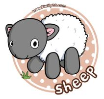 Chinese Zodiac: Sheep by CrappyMornings
