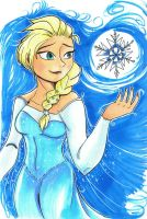 The cliche title would be Let It Go by neoyi
