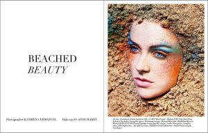 Beached Beauty - Vestal mag by Amber-jade16