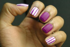 Matte Purple by FatimattiDesigns