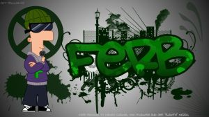 Ferb Rap Wallpaper by sangheili13