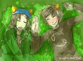 Summer Days by Brixyfire