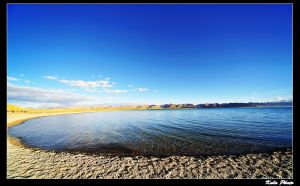 Beatuiful Tibet - Lake by kulagg